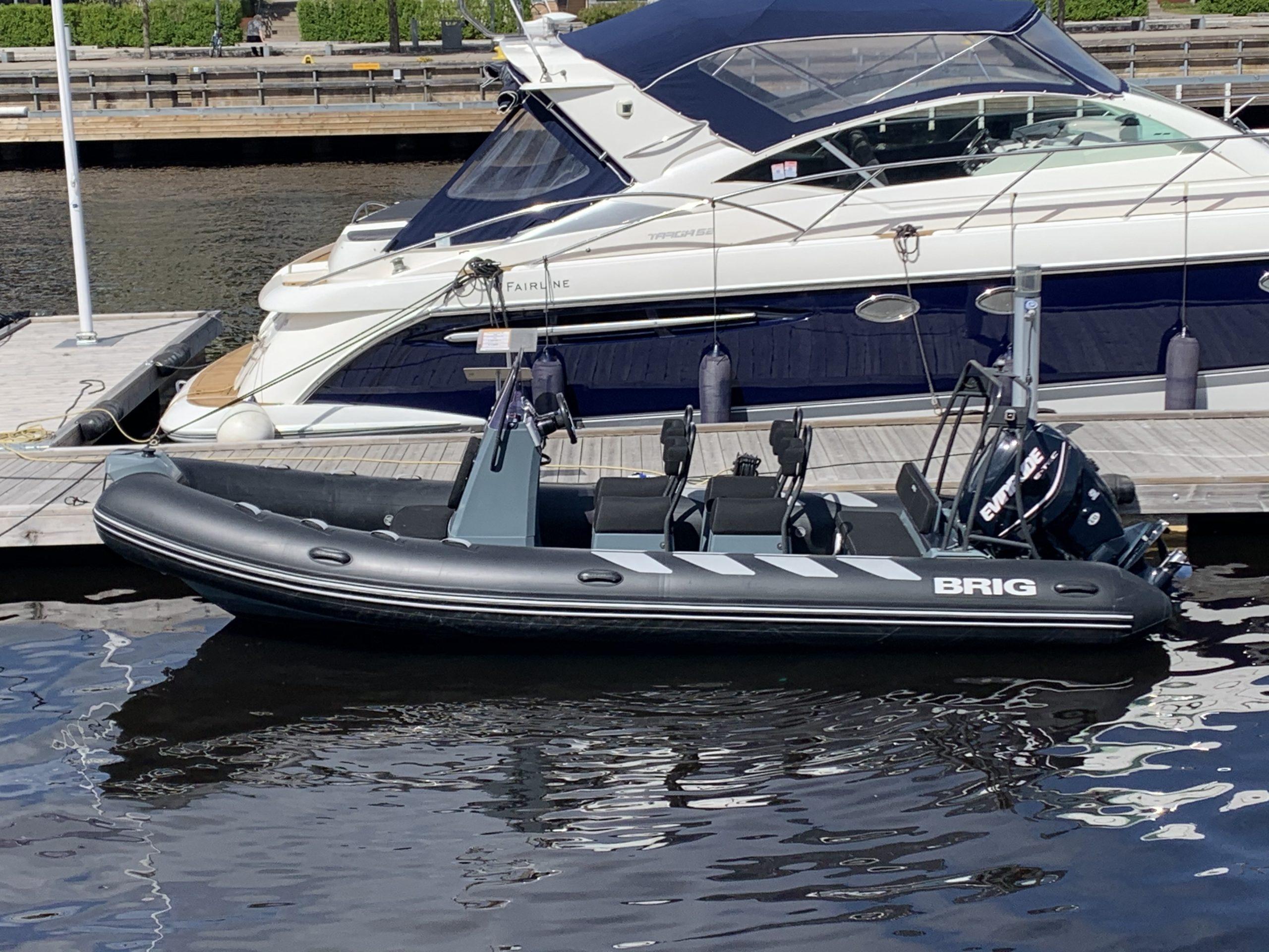Brig 610 Navigator Rib