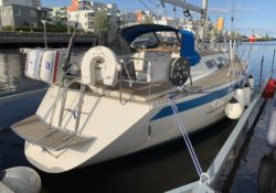 Sweden Yachts 340