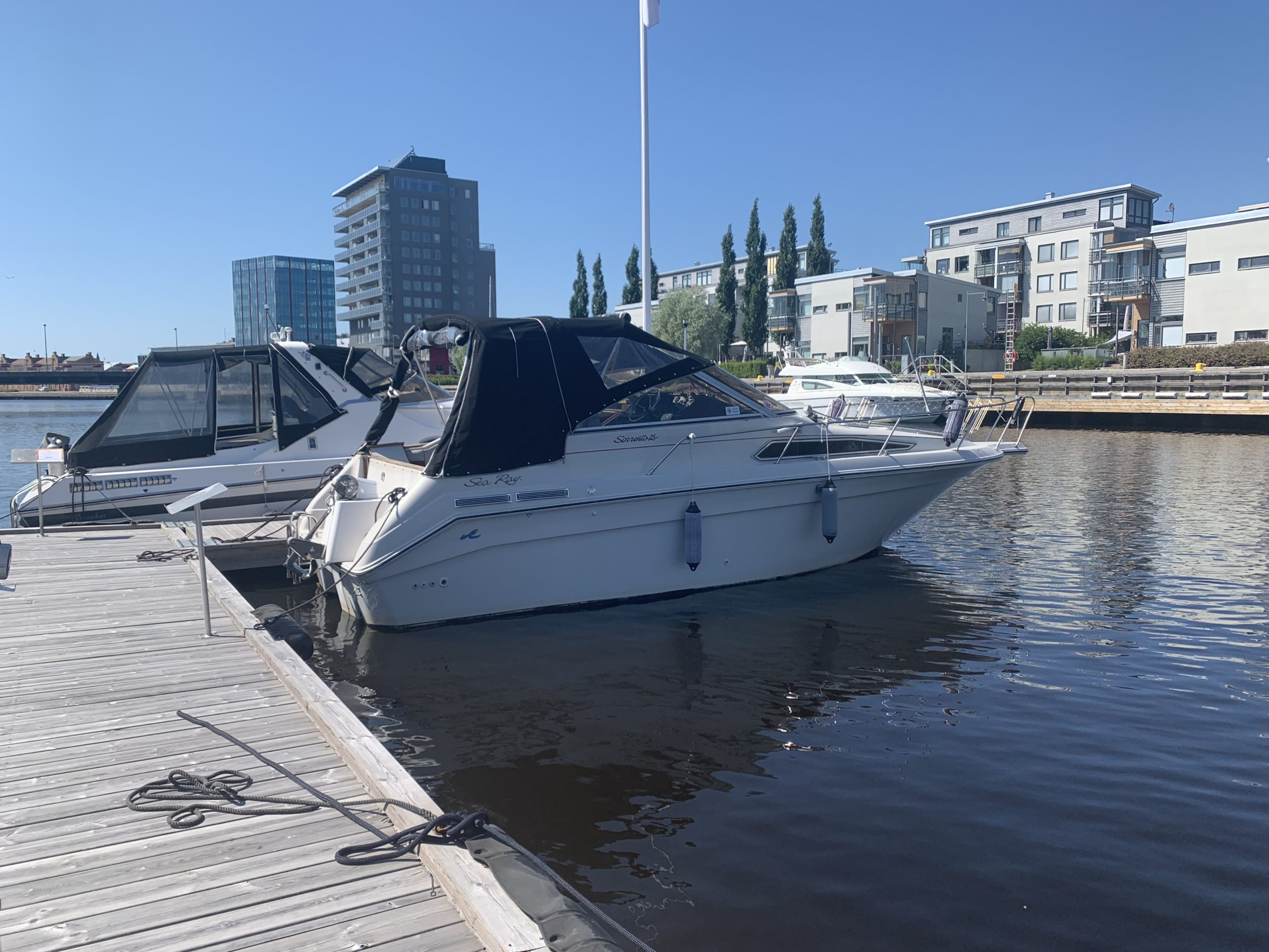 Sea Ray 250 Sorrento
