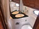 Toalett Midcabin